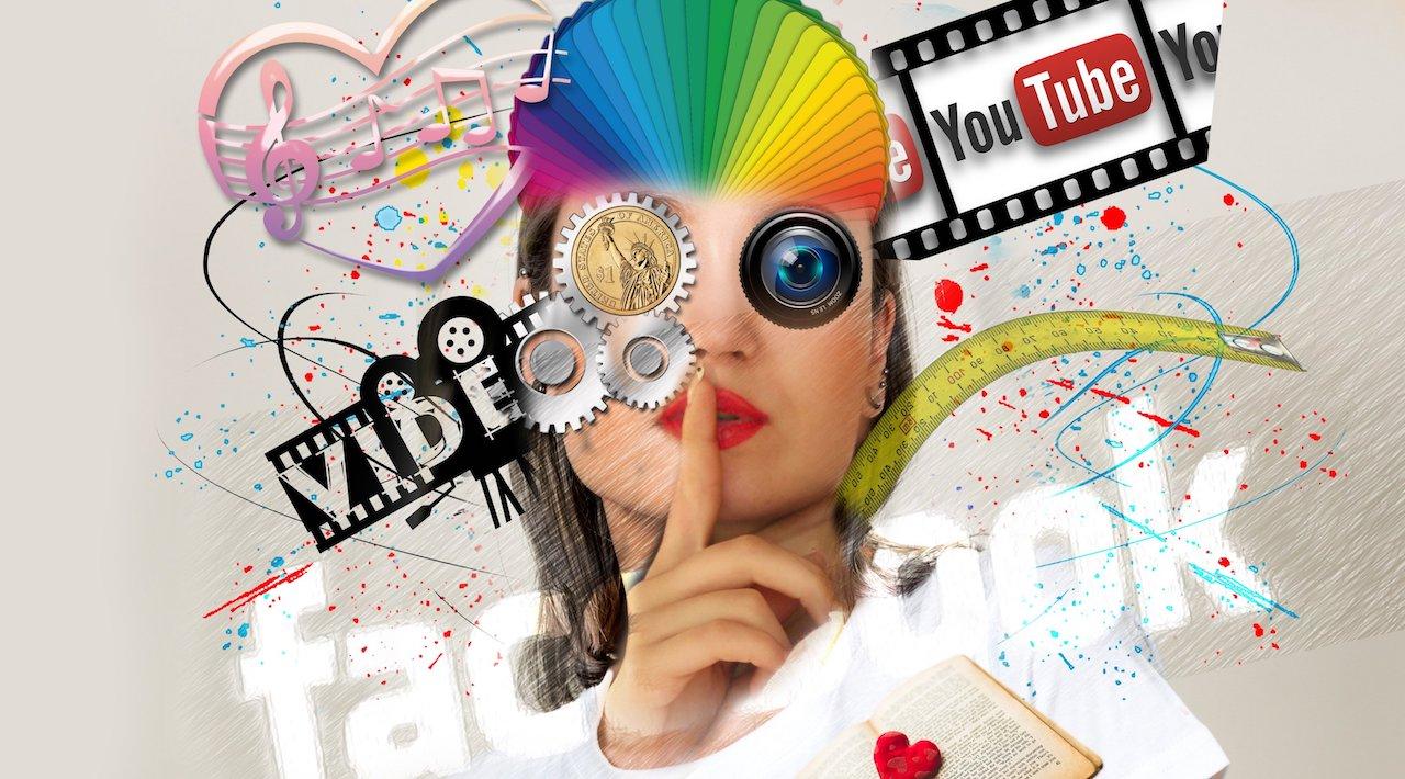 Social media bombardment